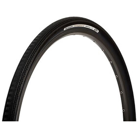 Panaracer GravelKing Semi Slick Folding Tyre 700x38C TLC, black/black